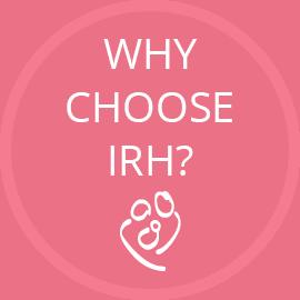 Why Choose IRH
